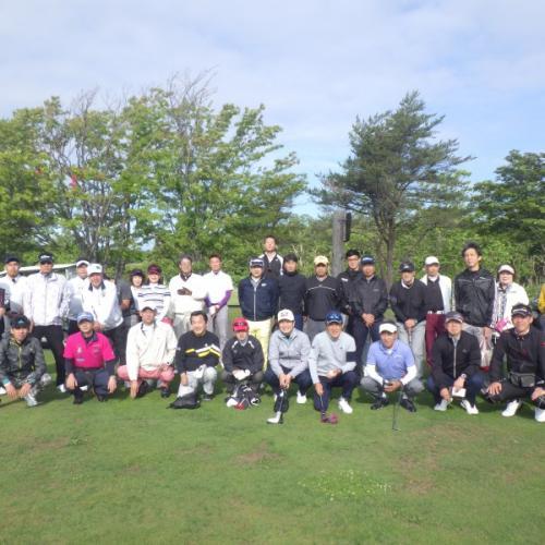 ゴルフコンペを開催!!