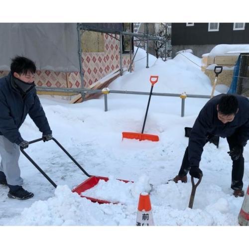 冬の朝、そしてあの活動再び・・ ~Josetsu you happy~